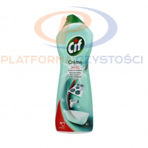 CIF cream mleczko Activ 750 ml